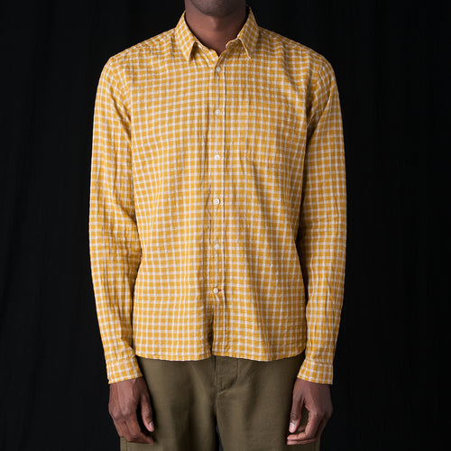 New York Special Shirt in Vernet Yellow