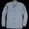 Oliver Spencer - Eltham Shirt in Olson Indigo