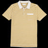 Oliver Spencer - Dunmore Polo in Capri Yellow