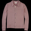 Oliver Spencer - Rundell Jersey Jacket in Parker Pink