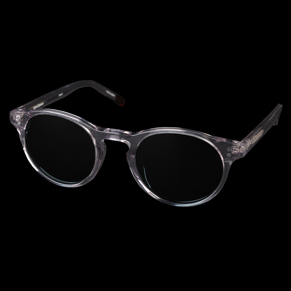 53323122ec209 Oliver Spencer - Sid Sunglasses in Light Grey - UNIONMADE