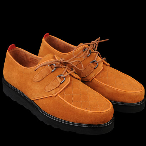Brothel Creeper in Suede Hazel