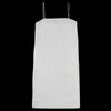 Deveaux - Tissue Nylon Coco Slip Dress in White