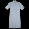 Deveaux - Blanchard Shirt Dress in Blue on White Stripe