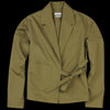 Deveaux - Cotton Twill Keaton Jacket in Loden