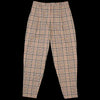 Deveaux - Wyatt Pant in Beige Check