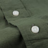 Gitman Vintage - Button Down Shirt in Olive Washer Cloth