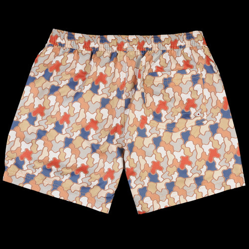 Printed Swimshort in Jazz Camo