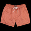 Far Afield - Printed Swimshort in Hip Square Red