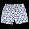 Far Afield - Printed Swimshort in Epik Blue