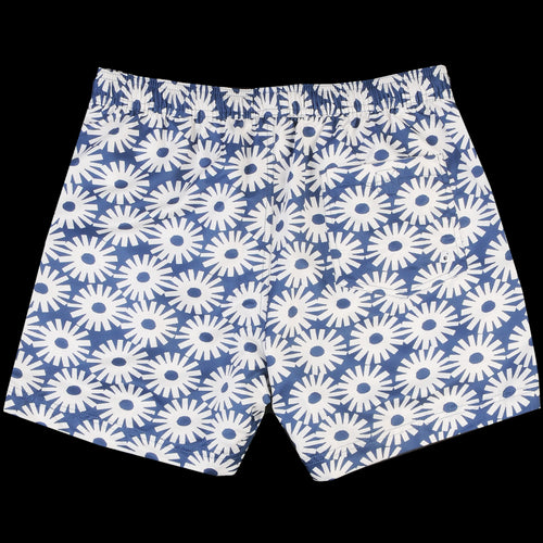 Printed Swimshort in Epik Blue