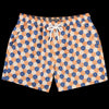 Far Afield - Printed Swimshort in Cubist