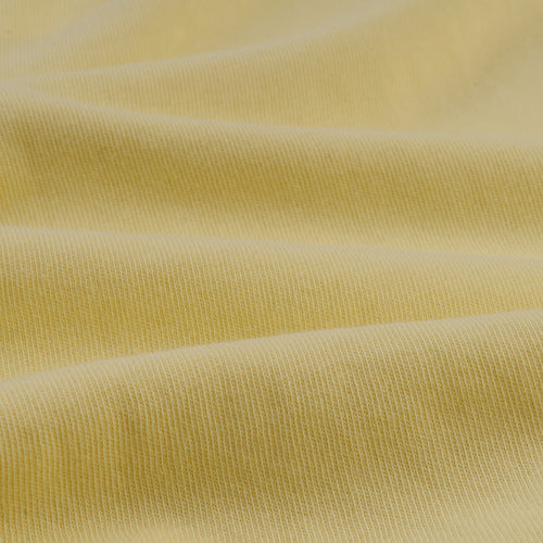 Lite Jersey Tee in Pale Yellow