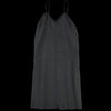 Pas de Calais - Cotton Silk Petite Dress in Black