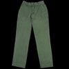 Sage de Crêt - Cotton Hemp Wide Pant in Khaki