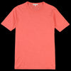 Alex Mill - Standard Slub Cotton Tee in Washed Red