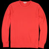 Alex Mill - Standard Lightweight Sweatshirt in Washed Tomato