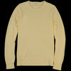 Alex Mill - Standard Lightweight Sweatshirt in Washed Yellow