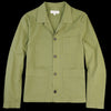 Alex Mill - Garment Dyed Work Jacket in Army Green