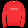 Alex Mill - Standard Logo Sweatshirt in Red