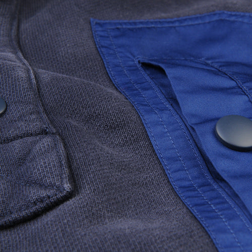 The Waterman Popover in Navy