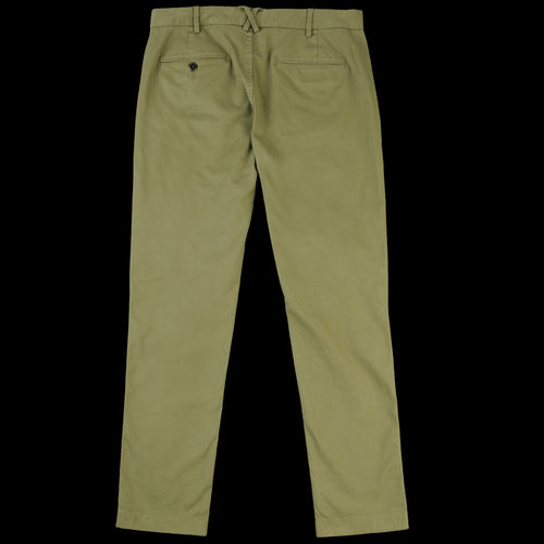 The Standard Chino in Army Olive