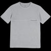 Eastlogue - Pocket Tee in Grey