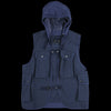 Eastlogue - Battle Jerkin Vest in Navy Ripstop