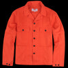 Eastlogue - KW M43 Jacket in Dyed Red