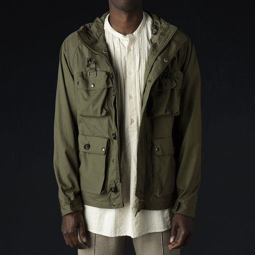 M70 Parka in Olive