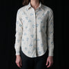 Umber & Ochre - Rosalyn Shirt in Block Print