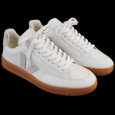 Veja - V-12 in White Natural