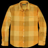 Gitman Vintage - Brother Shirt in Yellow Check