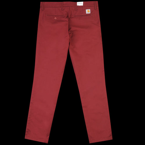 Sid Pant in Cranberry