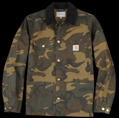 Carhartt WIP - Michigan Coat (Spring) in Laurel Camo
