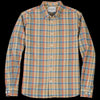 Corridor - Vibrant Clay Madras Shirt in Beige