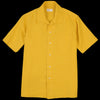 Universal Works - Open Collar Shirt in Sunshine Oxford
