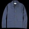 Universal Works - Warmus Jacket in Navy Poplin