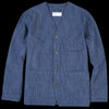 Universal Works - Cabin Jacket in Indigo Italian Denim