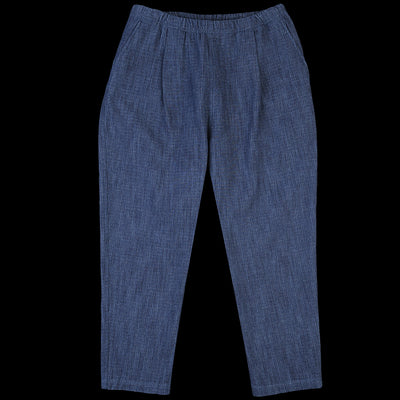 Universal Works - Kyoto Work Pant in Indigo Italian Denim