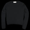 Evam Eva - Cotton Coil Pullover in Black
