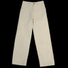 Caron Callahan - Greene Pant in Cream Canvas