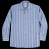 Hope - Elma Shirt in Blue Stripe