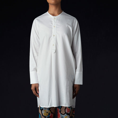 Dusk Shirt in White