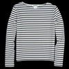 Hope - Sloop LS Tee in Black Stripe