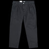 Carhartt WIP - Abbott Pant in Black Millington Twill