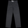 Carhartt WIP - Pierce Pant Straight in Black Drill