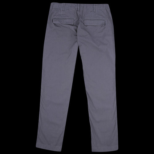 Ripstop Dock Pant in Washed Black