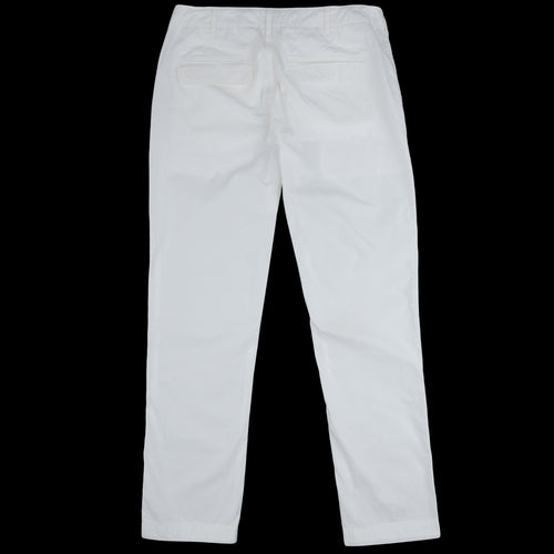Ripstop Dock Pant in Off White