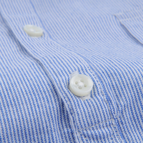 Popover Beach Shirt in Blue